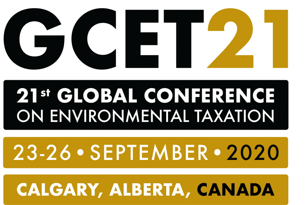 GCET21: Global Conference on Environmental Taxation